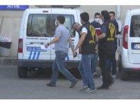 Marketi soyup çalışanı kaçıran zanlı tutuklandı