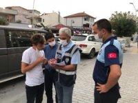 Serdivan'da Zabıta ekipleri korona virüs denetimi gerçekleştirdi