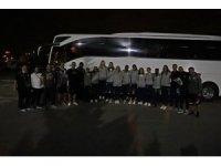 İzmitli Periler, Erciyes Cup için Kayseri'ye gitti