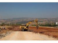 Pazarcık'a 60 bin metrekarelik millet bahçesi yapılıyor