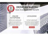 """Erzincan Baro Başkanı Aktürk: """"Erzincan Barosu mensubu olmak ayrıcalıktır"""""""