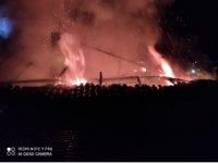 Sındırgı'da ev yandı: 1 ölü