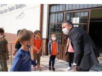 Vali Atay'dan Çakırlar İlkokulu'na ziyaret