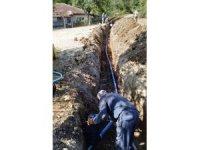 Burçalık ve Kızılsaray Köylerindeki çalışmalar tamamlandı