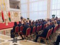 Belarus Devlet Başkanı Lukaşenko gizli törenle yemin etti