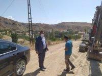 """Başkan Cengiz'den """"yol"""" vurgusu"""