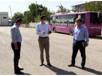 Van Büyükşehir Belediyesinin ulaşım denetimleri sürüyor