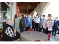 Nevşehir'de Covid-19 denetimleri sürüyor