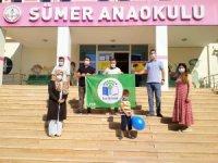 Sümer Anaokuluna, Yeşil Bayrak ödülü