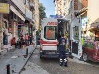 Bilecik'te geri manevra yapan jandarma aracı yayaya çarptı