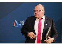 Almanya'da Ekonomi ve Enerji Bakanı Altmaier karantinada