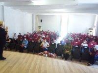 Marmaris'te okullarda başlayacak destek görevlileri eğitim aldı