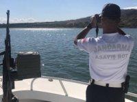 Elazığ'da kaçak balık avına  12 bin 500 TL ceza