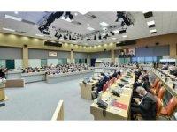Başkan Yüksel, İl Filyasyon Çalışmaları Takip Kurulu toplantısına katıldı