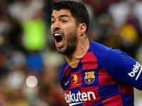 Barcelona Kulübü, Suarez'e veda için bugün bir basın toplantısı düzenleyeceğini açıkladı.
