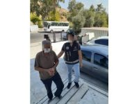 13 ayrı suçtan aranıyordu Milas'ta yakalandı