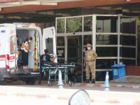 Kilis'te araç devrildi: 5'i asker 16 yaralı