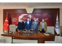 Başkan Posbıyık sorunları ve yapılması gerekenleri Milletvekillerine anlattı