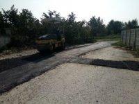 Mahallelerde asfalt yamalar sona ermek üzere