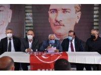 Sındırgı MHP'de Tavşanoğlu güven tazeledi