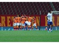 Galatasaray'dan üst üste 4. galibiyet