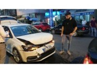 Zonguldak'ta trafik kazası: 1 yaralı