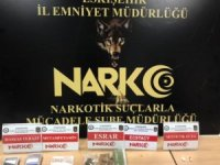 Eskişehir Narkotim sokakları uyuşturucudan arındırmaya devam ediyor
