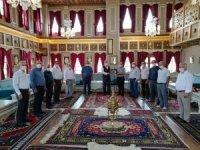 Yuntdağlı muhtarlardan Başkan Çerçi'ye hizmet teşekkürü