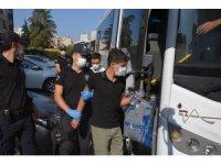 FETÖ'nün avukat yapılanmasında gözaltına alınan 36 şüpheli adliyede