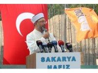 "Prof. Dr. Ali Erbaş: ""Camiler şehrin kalbidir"""