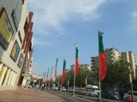 Diyarbakırspor sevgisi AVM'lere yansıdı