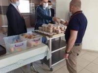 Şuhut Devlet Hastanesinden aşure etkinliği