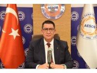 AESOB Başkanı Dere'den esnafa destek çağrısı