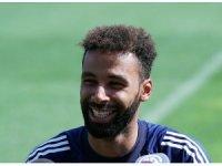 """Nazım Sangare: """"İnşallah güzel bir maç olacak ve galibiyetle döneceğiz"""""""