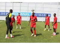 Sivasspor'da Ankaragücü mesaisi sürüyor
