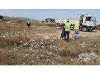 Temizlik İşleri Müdürlüğünden 'doğamızı ve çevremizi koruyalım' mesajı