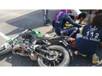 Mardin'de motosiklet sürücüsü yolcu otobüsünün altına girdi: 1 ölü