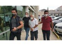 Samsun'da 2 kişinin yaralandığı kavgayla ilgili 3 şahıs adliyede