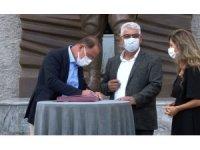 Beylikdüzü Belediyesi'nde toplu iş sözleşmesi imzalandı