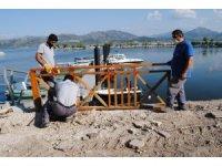 Eğirdir Limanı yaklaşık 2 milyonluk yatırımla yeniden yapılıyor