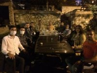 İl Başkanı Karabayık, gençlerle bir araya geldi