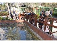 Tarsus Doğa Parkı, hijyen ve temizlik için pazartesi günleri ziyarete kapatılacak