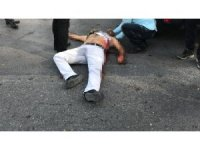 Esenyurt'ta taksi durağında silahlı kavga: 2'si ağır 3 yaralı