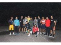 Tuz Mağarası'nın sporcular üzerindeki etkisi araştırılıyor