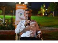 Başkan Çınar, başarının anahtarını gençlerle paylaştı