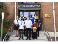 Anadolu Üniversitesi uluslararası düzeyde sanatçı yetiştirmeye devam ediyor