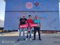Tüfenkci'den Türkiye 1'ncisi ekibe teşekkür