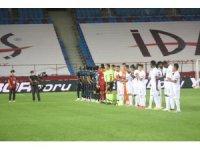 Süper Lig: Trabzonspor: 3 - Yeni Malatyaspor: 0 (İlk yarı)