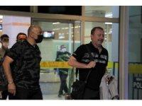 Beşiktaş kafilesi Konya'ya geldi