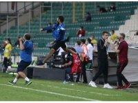 TFF 1. Lig: Bursaspor: 1 - Giresunspor: 2